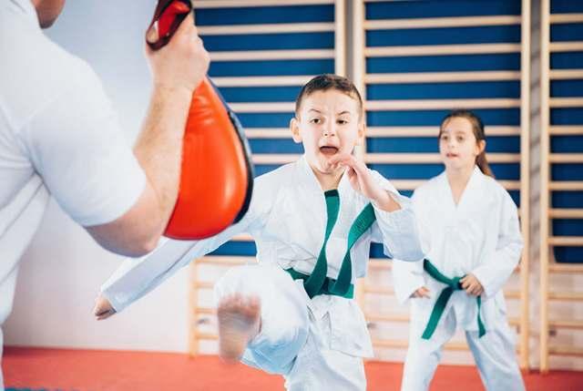 Fitness, Impact Martial Arts Chirnside Park