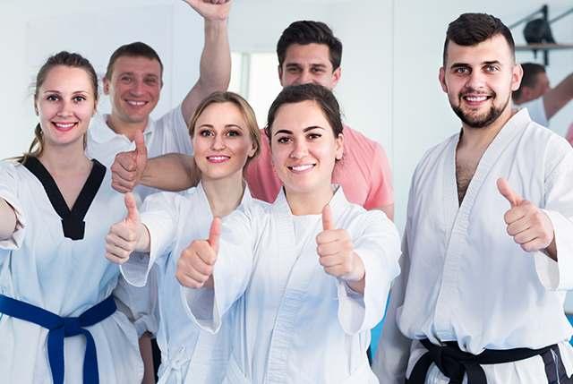 Karateadult1.2 1, Impact Martial Arts Chirnside Park