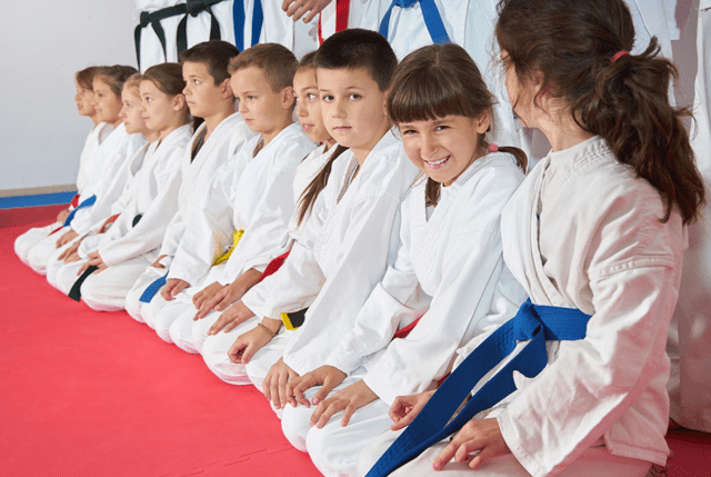 Kidsvirtualleader, Impact Martial Arts Chirnside Park