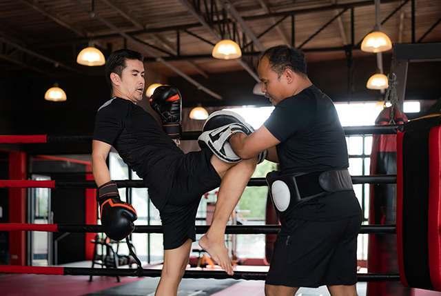Muaythai3, Impact Martial Arts Chirnside Park