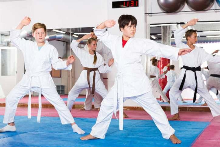 Teen2, Impact Martial Arts Chirnside Park