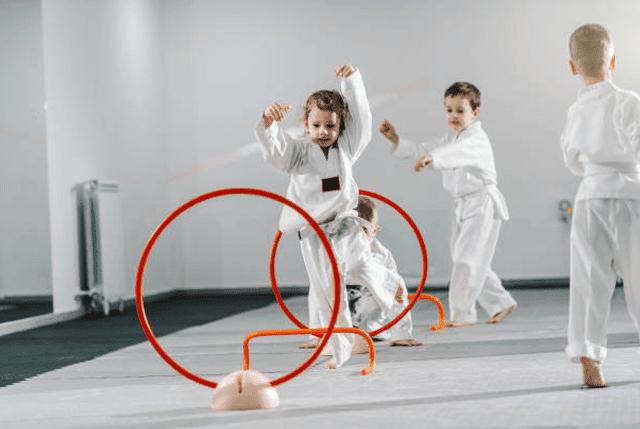 Kidsbirthday, Impact Martial Arts Chirnside Park