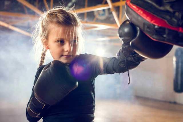 Kidsboxing2, Impact Martial Arts Chirnside Park