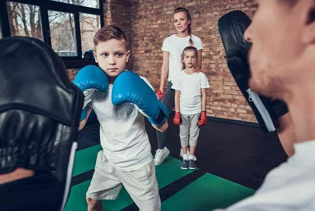 Kidsboxing5, Impact Martial Arts Chirnside Park