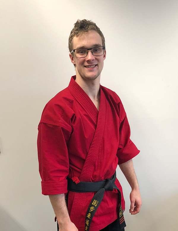 Josh, Impact Martial Arts Chirnside Park