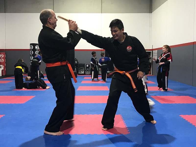 A3, Impact Martial Arts Chirnside Park