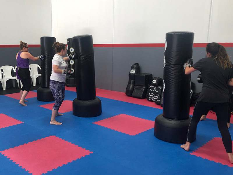 A5, Impact Martial Arts Chirnside Park