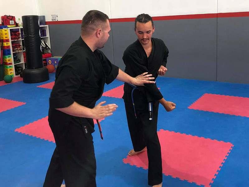 A6, Impact Martial Arts Chirnside Park