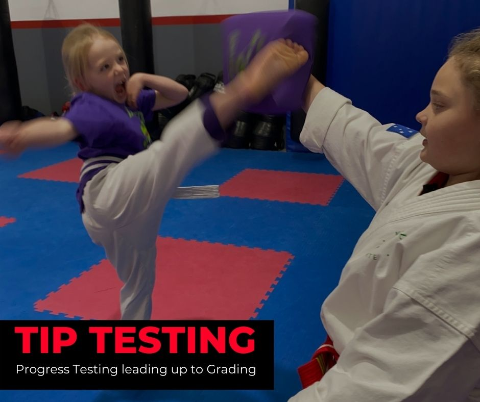 UPC 1, Impact Martial Arts Chirnside Park